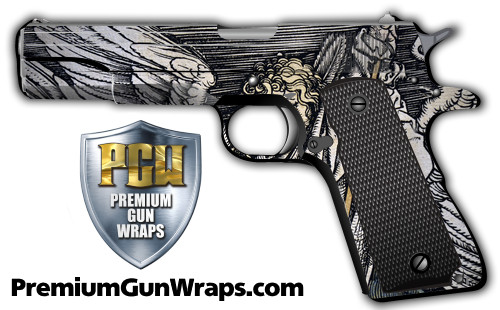 Buy Gun Wrap Beserk Angel