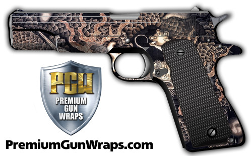 Buy Gun Wrap Beserk Dragons