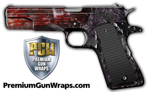 Buy Gun Wrap Beserk Heaven