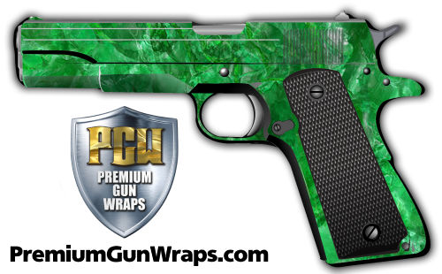 Buy Gun Wrap Crystal Emerald