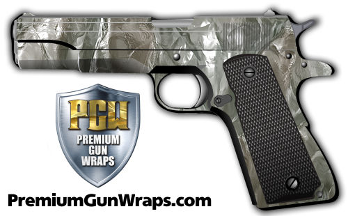 Buy Gun Wrap Crystal Metal