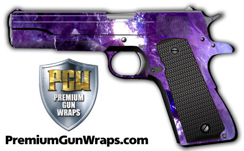Buy Gun Wrap Crystal Purple