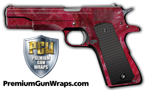 Buy Gun Wrap Crystal Ruby