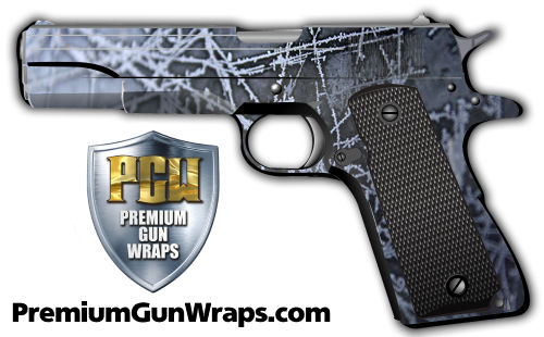 Buy Gun Wrap Crystal Window