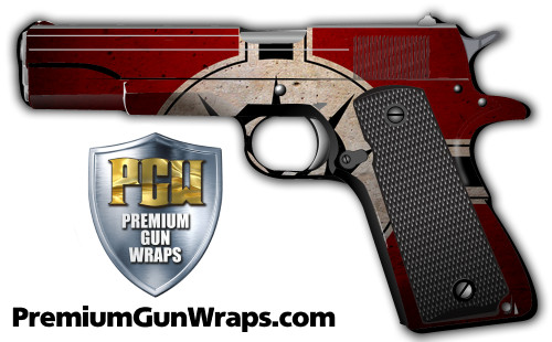 Buy Gun Wrap Flag Anti