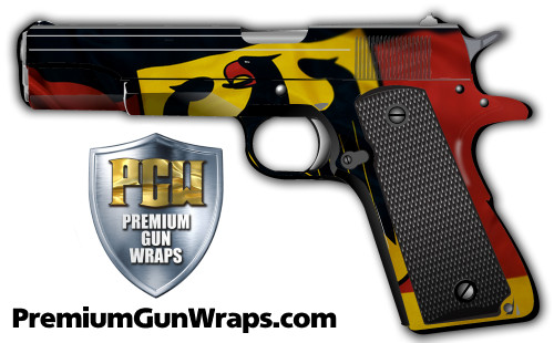 Buy Gun Wrap Flag Arms