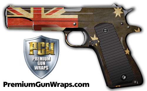 Buy Gun Wrap Flag Australia