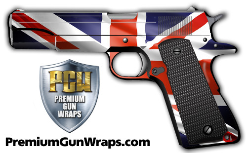 Buy Gun Wrap Flag British
