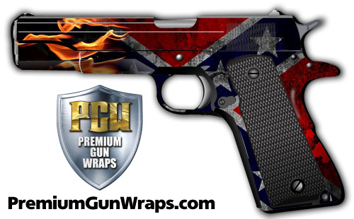 Buy Gun Wrap Flag Burning