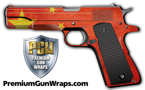Buy Gun Wrap Flag Chinagrunge