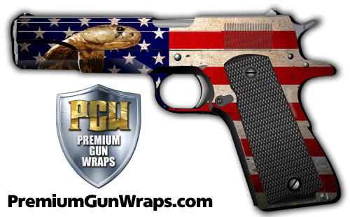 Buy Gun Wrap Flag Cobra