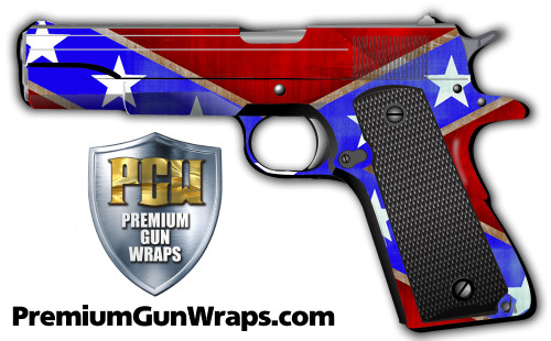Buy Gun Wrap Flag Conbright