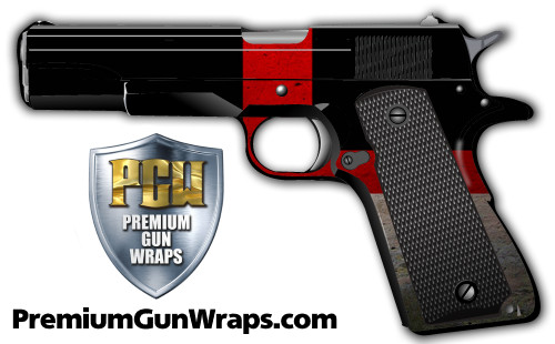 Buy Gun Wrap Flag Cross