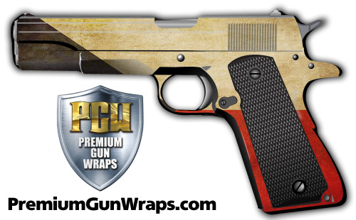 Buy Gun Wrap Flag Czech