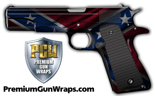 Buy Gun Wrap Flag Dark