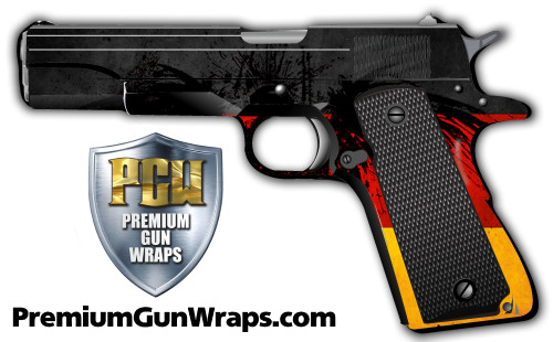 Buy Gun Wrap Flag German Bird