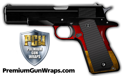 Buy Gun Wrap Flag Germany