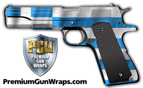 Buy Gun Wrap Flag Greek