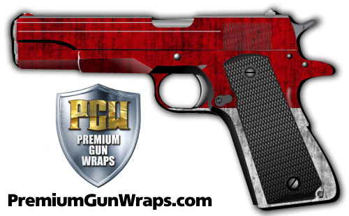 Buy Gun Wrap Flag Indo