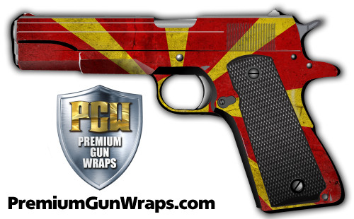 Buy Gun Wrap Flag Mass