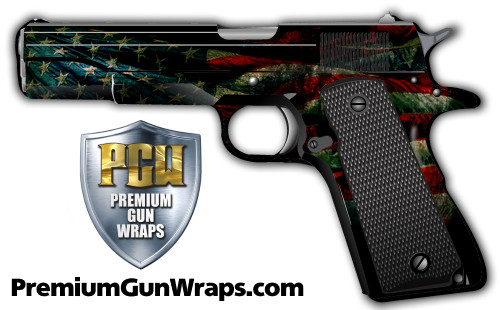 Buy Gun Wrap Flag Revolution