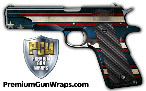Buy Gun Wrap Flag Revolution2