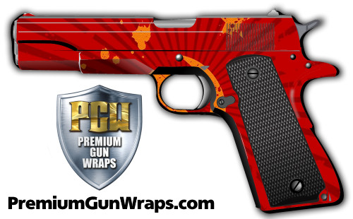 Buy Gun Wrap Flag Russia