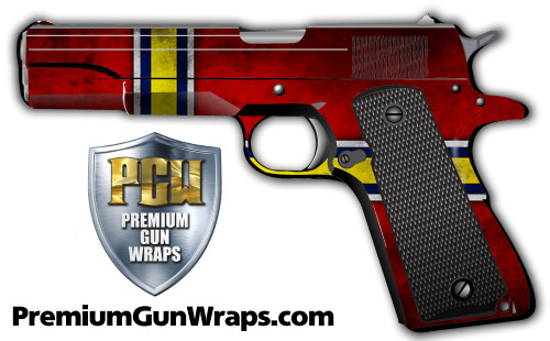 Buy Gun Wrap Flag Scan