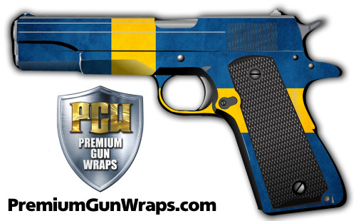 Buy Gun Wrap Flag Sweden