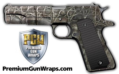 Buy Gun Wrap Alligator Bw
