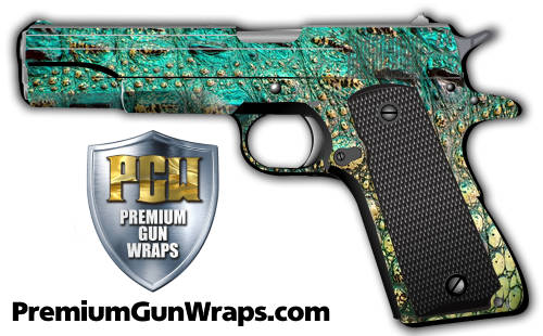 Buy Gun Wrap Alligator Color