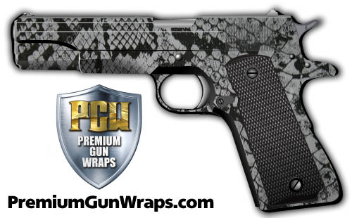 Buy Gun Wrap Skin Gray