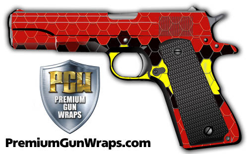 Buy Gun Wrap Skin Simulate