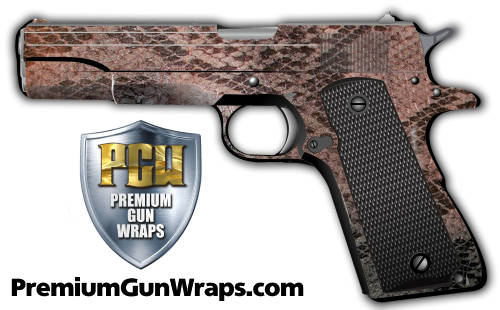 Buy Gun Wrap Skin Worn
