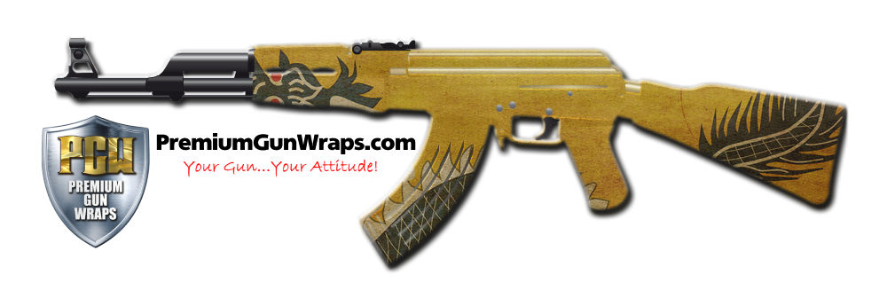 Buy Gun Wrap Grunge China Gun Wrap
