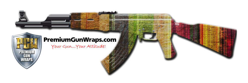 Buy Gun Wrap Grunge Colors Gun Wrap