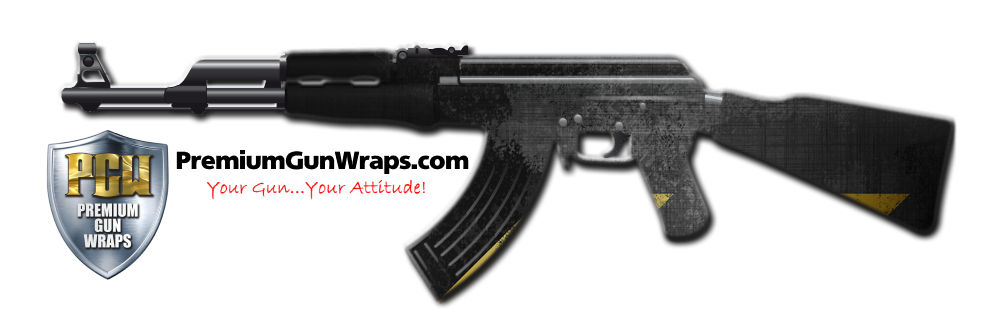 Buy Gun Wrap Grunge Construction Gun Wrap